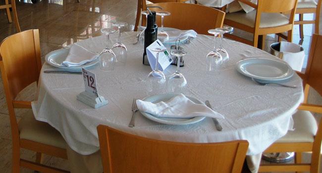 Reservar una mesa